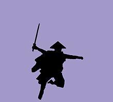 Samurai Warrior by artsandherbs