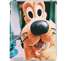 Disney's Pluto In Toontown iPad Case/Skin