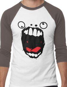 Hey Big Mouth Men's Baseball ¾ T-Shirt