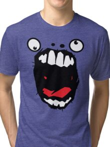 Hey Big Mouth Tri-blend T-Shirt