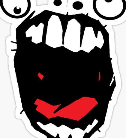 Hey Big Mouth Sticker