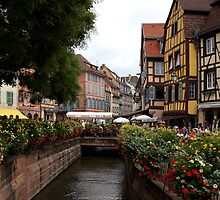 Colmar Summer by SmoothBreeze7