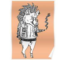 Pork Punk  Poster