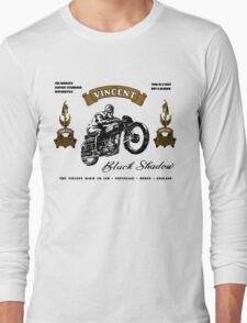 vincent motor shirt Long Sleeve T-Shirt