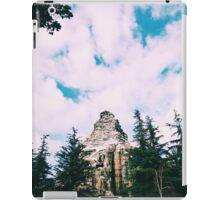 Disneyland's Matterhorn  iPad Case/Skin