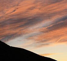 Coulee Sunset by Alyce Taylor