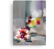 Blooms R Canvas Print
