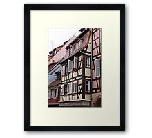 One's Always Different Framed Print