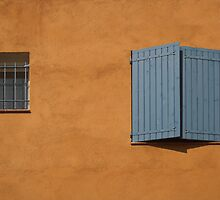 Shutters by Robert Worth