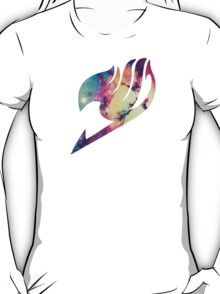 Galaxy Fairy Tail Logo T-Shirt