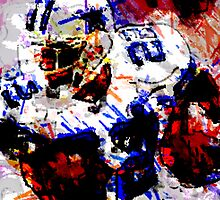 Emmitt Smith by Terence Russell