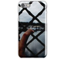 Getting a Grip on Things. iPhone Case/Skin