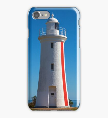 Bluff Lighthouse iPhone Case/Skin