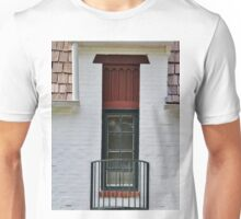 Long Old Window Unisex T-Shirt