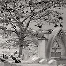 Gathering at the Graveyard of Good & Evil by tastelifetwice