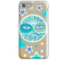 - Moon pattern - iPhone Case/Skin