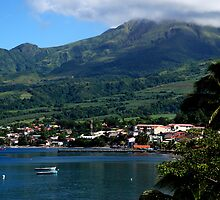 Saint Pierre - Martinique by 10dier
