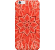 - Red branches - iPhone Case/Skin