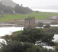 Castle Stalker by Andy Jordan