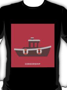 Censhorship T-Shirt