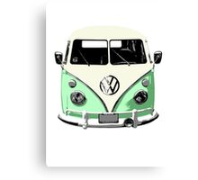 VW Camper Canvas Print