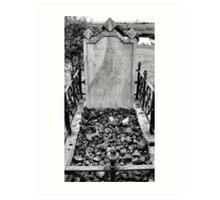 Alberton Cemetery Art Print