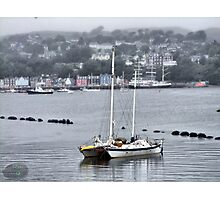 Tobermory Bay Photographic Print