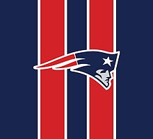 New England Champions by Cotza