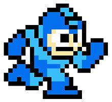 Mega Man by Akhenaten777