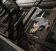 Parkour. Sideways Flip by George Sharman