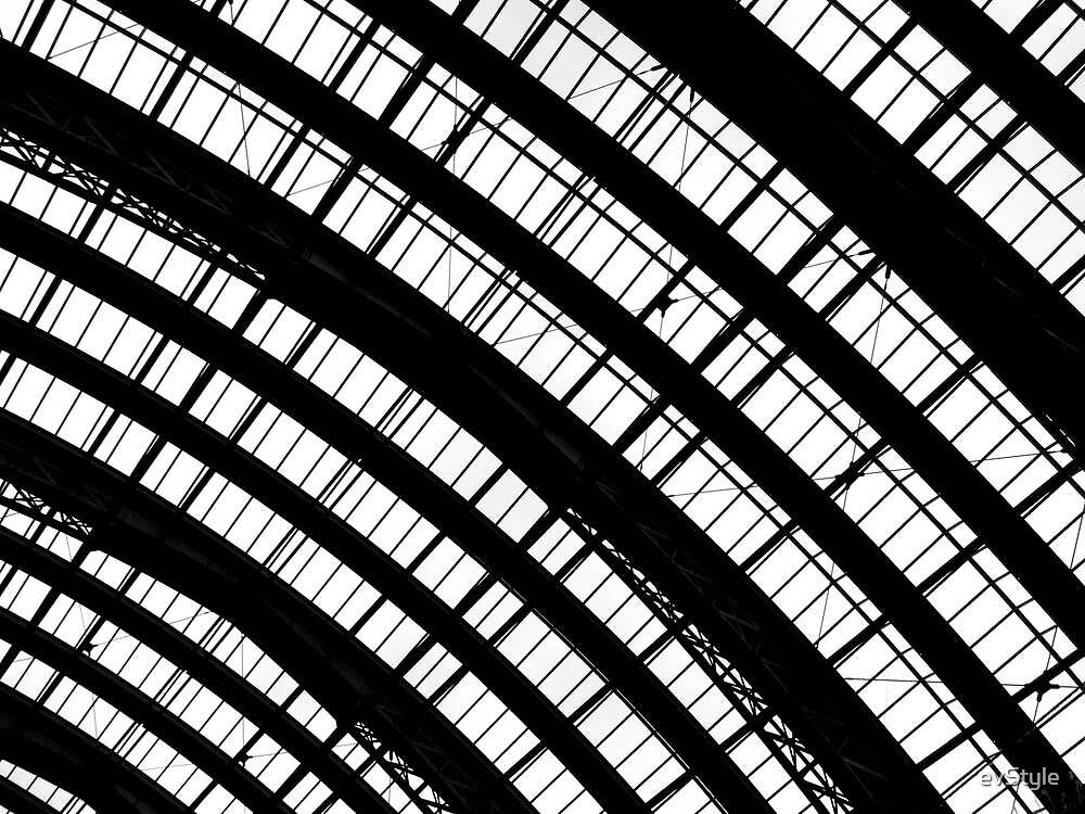 frankfurt main station by evStyle