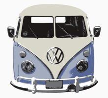 VW Camper by splashgti