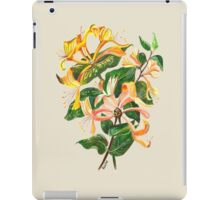 Honeysuckle Bouquet iPad Case/Skin