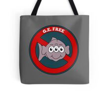 G.E. Free | Three eyed fish Tote Bag
