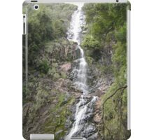Wending Watery Way-down at Montezuma Falls iPad Case/Skin