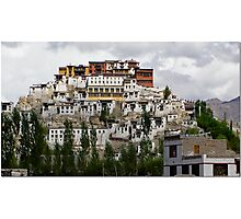Thiksey Monastery Photographic Print