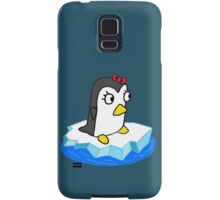 Girly Penguin Samsung Galaxy Case/Skin