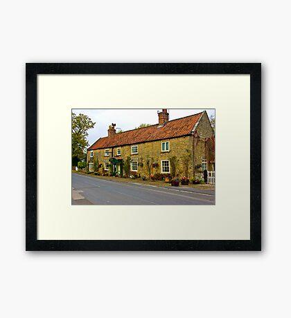 The Tea Rooms Framed Print