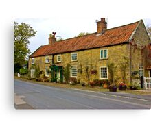 The Tea Rooms Canvas Print