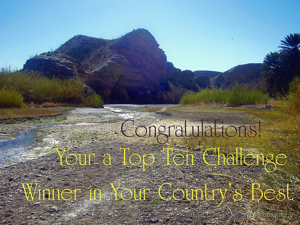 Top Ten Banner -Your Country's Best by R&PChristianDesign &Photography