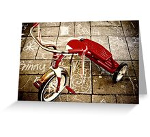 Remember when we were young? Greeting Card