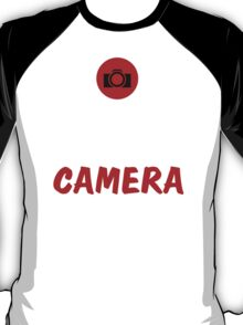 If I Can't Take My Camera I'm Not Going - Tshirts & Hoodies T-Shirt