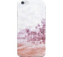 Florida beach iPhone Case/Skin