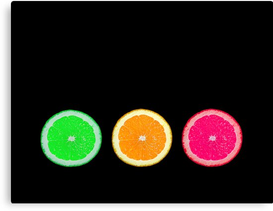 All About Colors - Colored Oranges by elenalepadatu