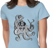 SciFi Ritz Womens Fitted T-Shirt