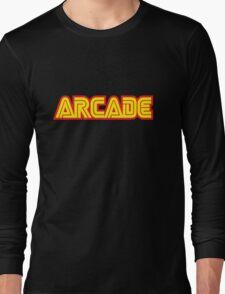 Retro Arcade Long Sleeve T-Shirt