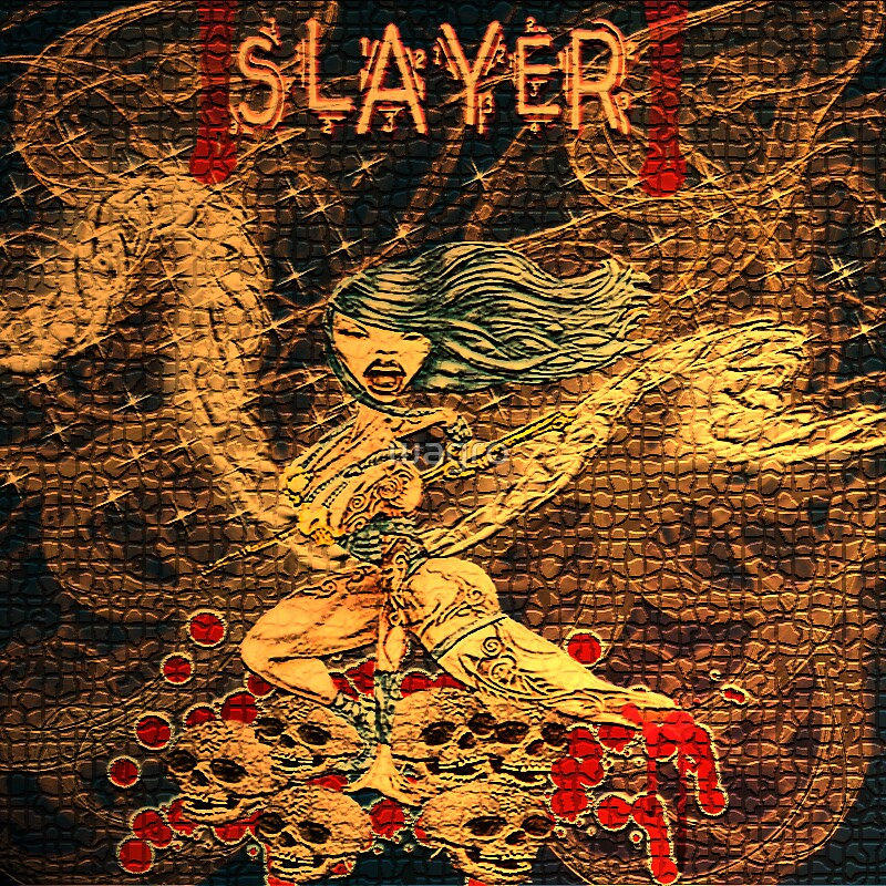 slayer by wagro