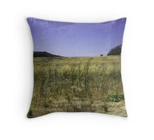 You Left Me Standing Alone Throw Pillow