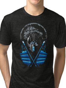 Mortal Kombat - Sub Zero Tri-blend T-Shirt