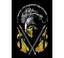 Mortal Kombat - Scorpion Photographic Print